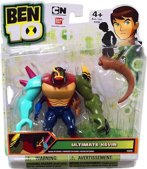 Ben 10 Ultimate Alien Kevin Action Figure [Ultimate]