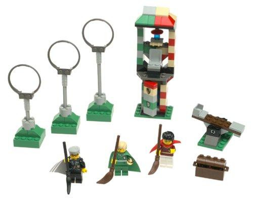 LEGO Harry Potter Series 1 Chamber of Secrets Quidditch Practice Set #4726 [Damaged Package]