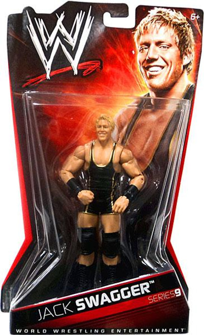 WWE Wrestling Series 9 Jack Swagger Action Figure
