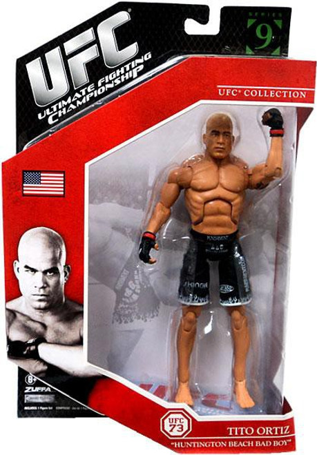 UFC Collection Series 9 Tito Ortiz Action Figure [UFC 73]