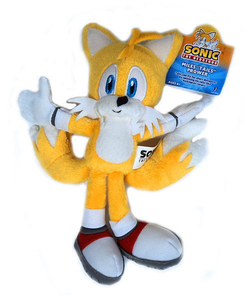 Sonic The Hedgehog Tails 6-Inch Plush [Miles Prower]