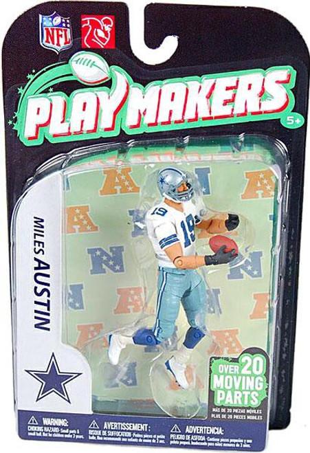 McFarlane Toys NFL Dallas Cowboys Playmakers Series 2 Miles Austin Action Figure