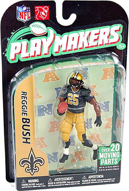 McFarlane Toys NFL New Orleans Saints Playmakers Series 2 Reggie Bush Action Figure