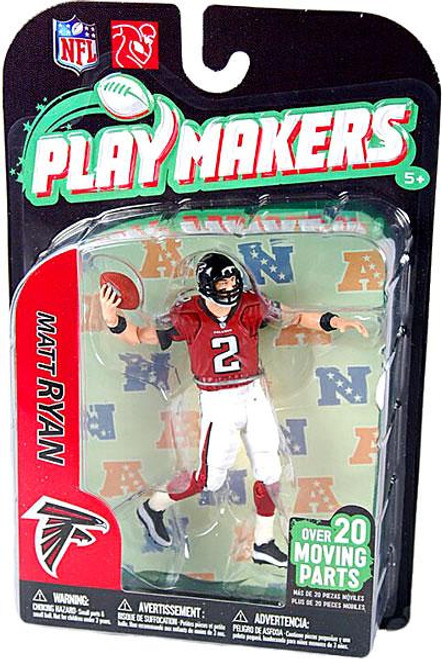 McFarlane Toys NFL Atlanta Falcons Playmakers Series 2 Matt Ryan Action Figure