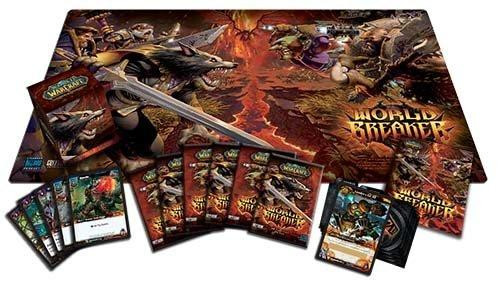 World of Warcraft Trading Card Game World Breaker Epic Collection