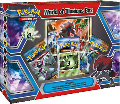 Pokemon World of Illusions Special Edition [Sealed]