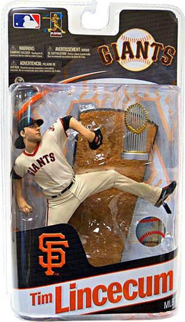 McFarlane Toys MLB San Francisco Giants Sports Picks Series 27 Tim Lincecum Action Figure