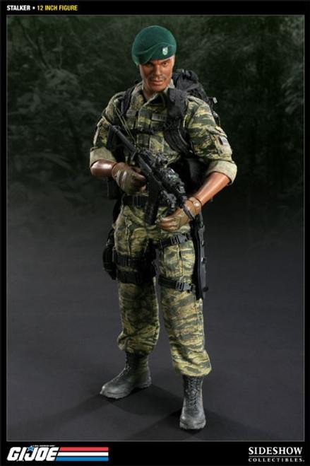 GI Joe Stalker 1/6 Collectible Figure