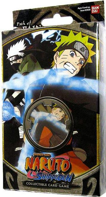 Shippuden Card Game Path of Pain Naruto & Kakashi Theme Deck