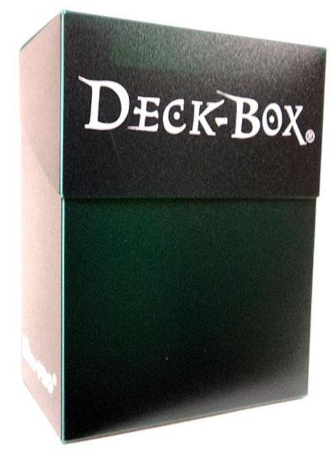 Ultra Pro Card Supplies Dark Green Deck Box