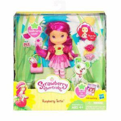 Strawberry Shortcake Raspberry Torte Doll