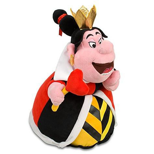 Disney Alice in Wonderland Queen of Hearts Exclusive 14-Inch Plush Figure