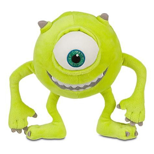 Disney / Pixar Monsters Inc Mike Wazowski Exclusive 7-Inch Plush