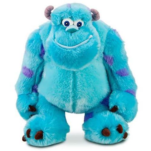 Disney / Pixar Monsters Inc Sulley Exclusive 13-Inch Plush
