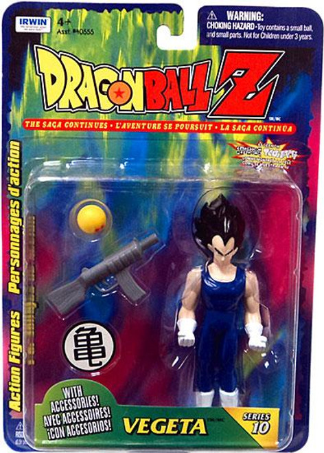 Dragon Ball Z Series 10 Vegeta Action Figure