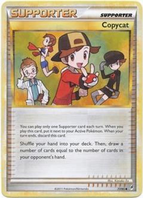 Pokemon Call of Legends Uncommon Copycat #77