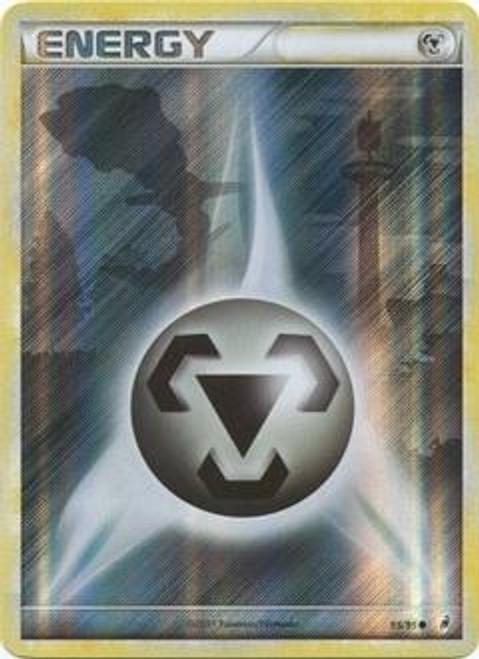 Pokemon Call of Legends Common Metal Energy #95