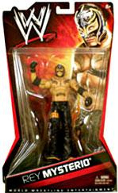 WWE Wrestling Signature Series 1 Rey Mysterio Action Figure