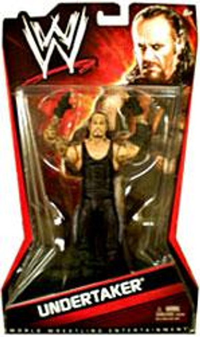 WWE Wrestling Signature Series 1 Undertaker Action Figure
