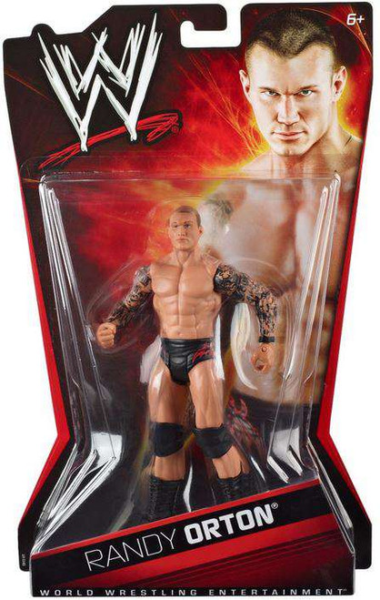 WWE Wrestling Signature Series 1 Randy Orton Action Figure