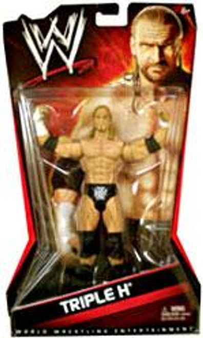WWE Wrestling Signature Series 1 Triple H Action Figure