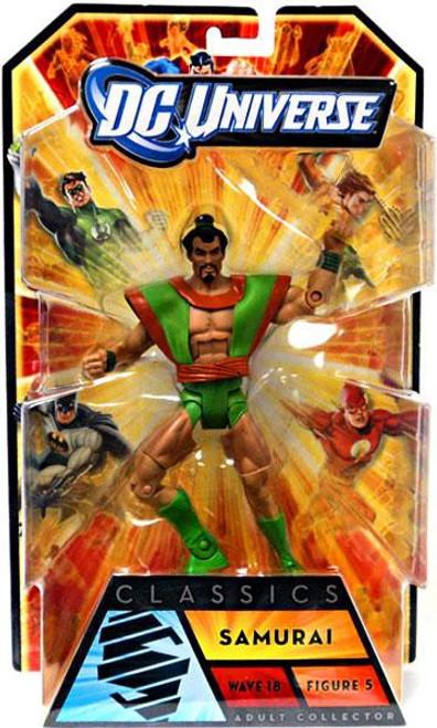 DC Universe Classics Wave 18 Samurai Action Figure #5