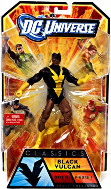 DC Universe Classics Wave 18 Black Vulcan Action Figure #1