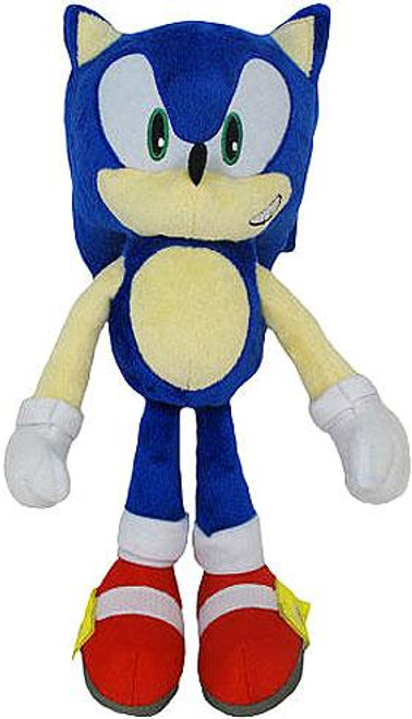 Sonic The Hedgehog 20th Anniversary Sonic 12-Inch Plush [Classic]