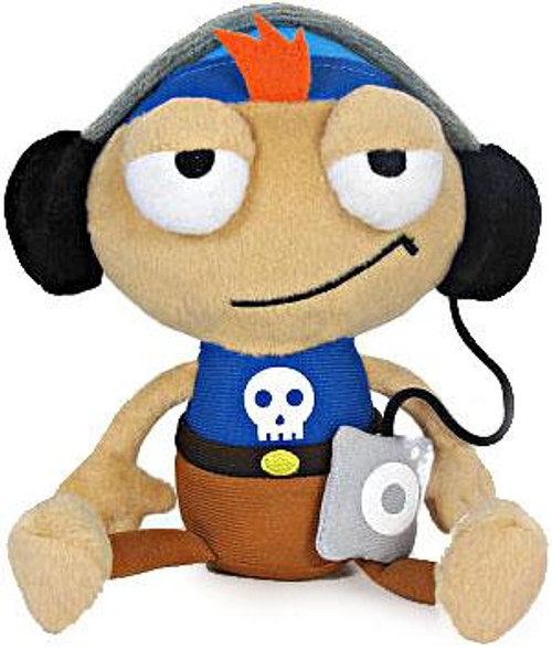 Poptropica Cool Boy 7-Inch Plush