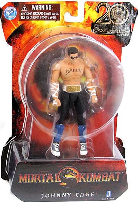 Mortal Kombat MK9 Johnny Cage Action Figure