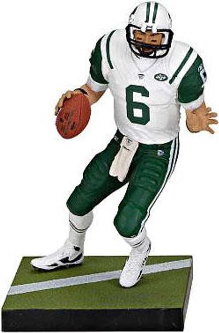 McFarlane Toys NFL New York Jets Sports Picks Loose Mark Sanchez Action Figure [White Jersey Loose]