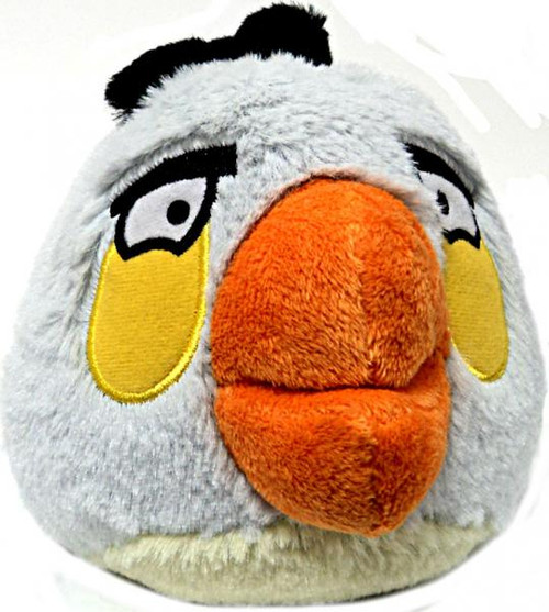 Angry Birds White Bird 16-Inch Plush