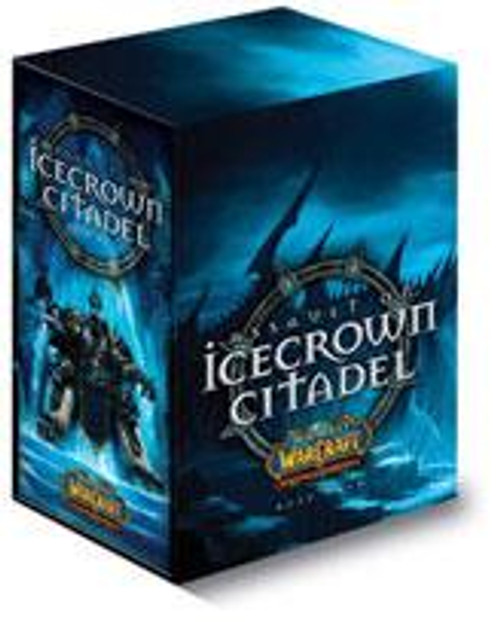 World of Warcraft Trading Card Game Assault on Icecrown Citadel Raid Deck