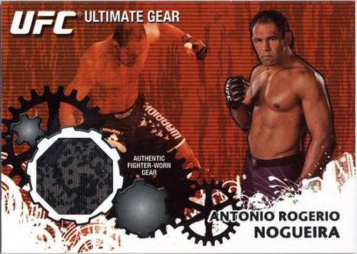 UFC 2010 Championship Ultimate Gear Relic Antonio Rodrigo Nogueira UG-ARN