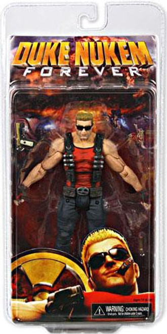 NECA Forever Duke Nukem Action Figure