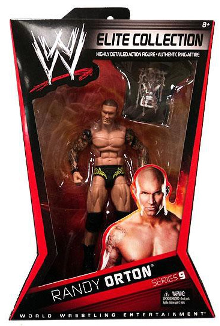 WWE Wrestling Elite Series 9 Randy Orton Action Figure