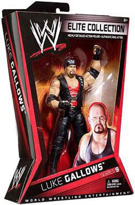 WWE Wrestling Elite Series 9 Luke Gallows Action Figure