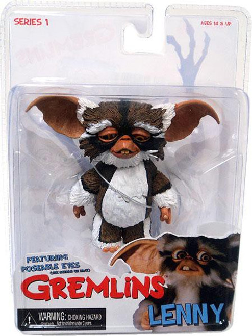 NECA Gremlins Mogwais Series 1 Lenny Action Figure