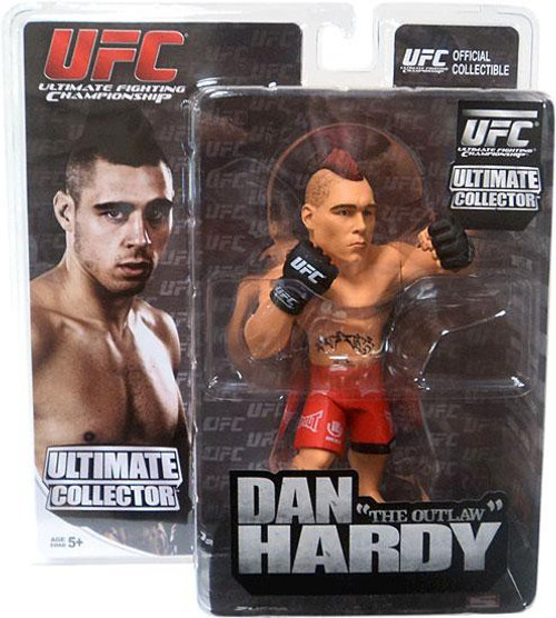 UFC Ultimate Collector Series 6 Dan Hardy Action Figure