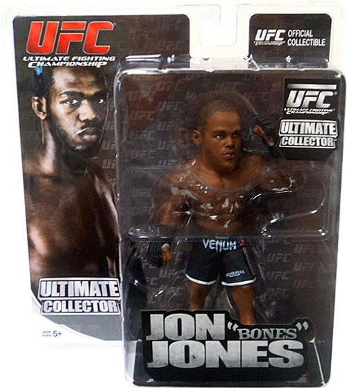 UFC Ultimate Collector Series 6 Jon Jones Action Figure