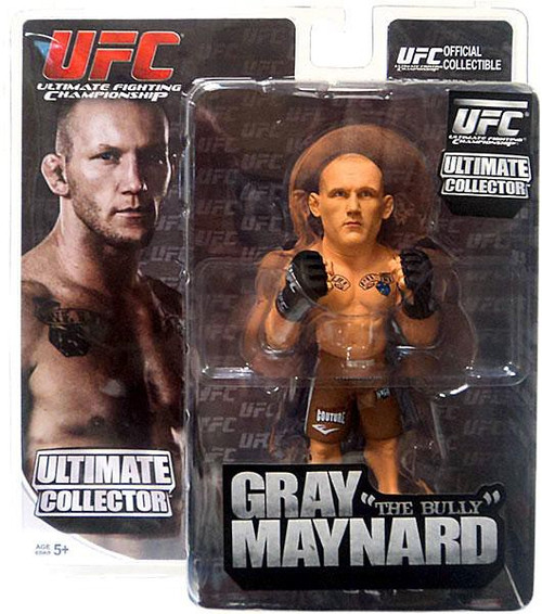 UFC Ultimate Collector Series 6 Gray Maynard Action Figure