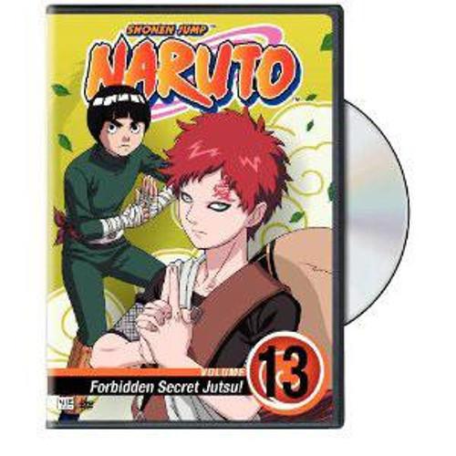 Naruto Forbidden Secret Jutsu! DVD #13 [Volume 13]