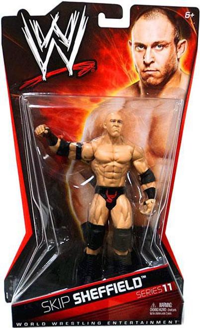 WWE Wrestling Series 11 Skip Sheffield Action Figure [Ryback]