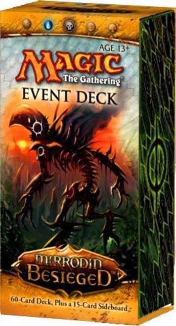 MtG Mirrodin Besieged Infect and Defile Event Deck [Sealed Deck]