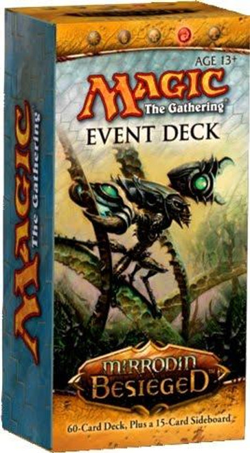 MtG Mirrodin Besieged Into the Breach Event Deck [Sealed Deck]