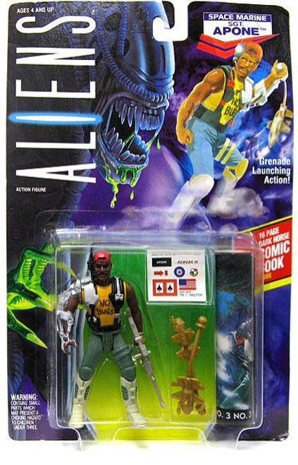 Aliens Space Marine Sgt. Apone Action FIgure