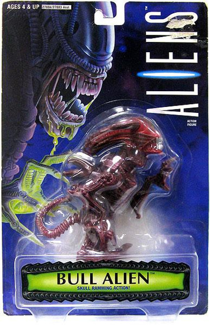 Aliens Bull Alien Exclusive Action FIgure