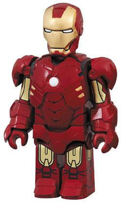 Iron Man 2 Kubrick Iron Man Mark IV Minifigure