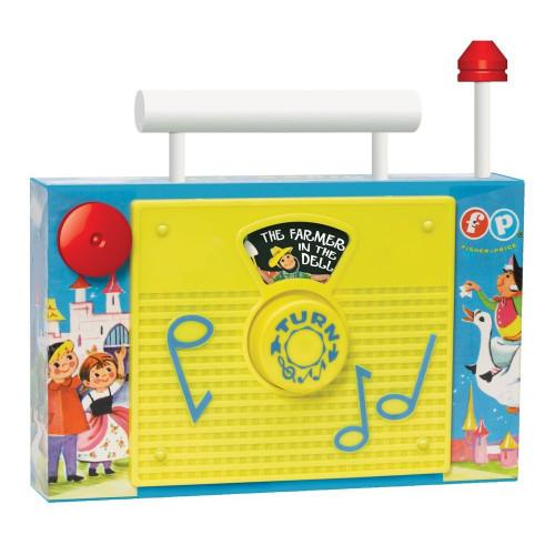 Fisher Price TV Radio Toy