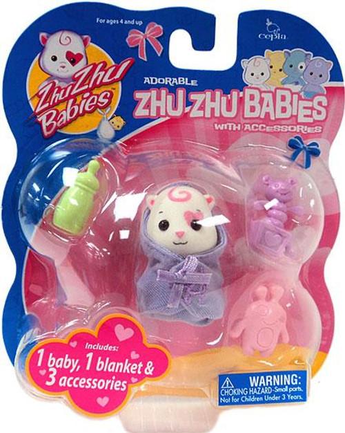 Zhu Zhu Pets Babies Toodles Zhu Zhu Baby [White]